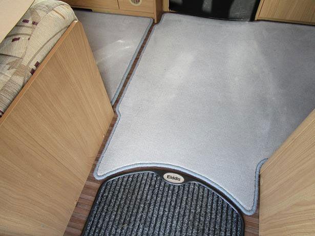 Caravan Custom Shaped Carpet