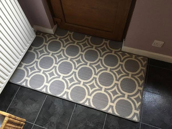 Carpet with Whipped Edge